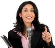 public-speaker
